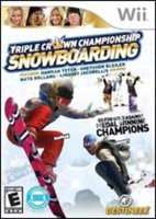 Destineer Triple Crown Snowboarding Championship