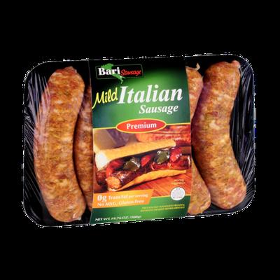 Bari Sausage Mild Italian Premium Sausage