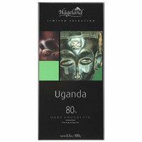 Hageland Limited Selection: Uganda 80% Dark Chocolate
