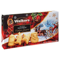 Walkers Shortbread Festive Shapes, 12.3-Ounce Box