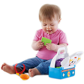 Laugh & Learn Fisher-Price Laugh and Learn Sing-a-Song Med Kit