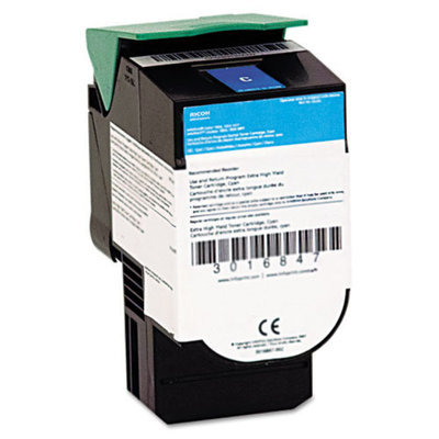 InfoPrint Solutions Company 39V2431 InfoPrint Solutions Company 39V2431 Extra High-Yield Toner, 4,000 Page-Yield, Cyan
