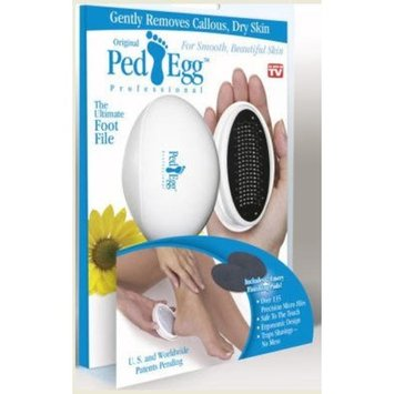Ped Egg Pedegg + 3 Replacement Blades Combo