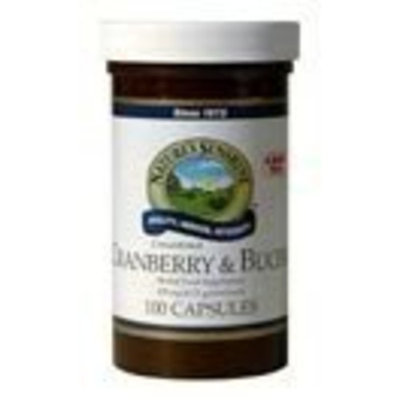 Nature's Sunshine Products Cranberry And Buchu Concentrate (100)
