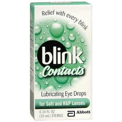 AMO Blink Contacts Lubricating Eye Drops
