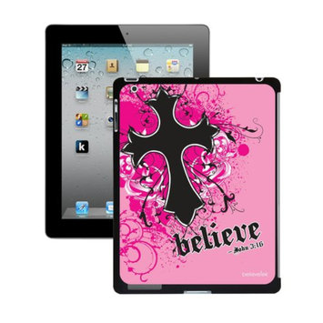 Believetek Cross Pink iPad2 and New Case