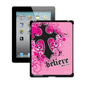 Believetek Cross Pink iPad2 and New Case