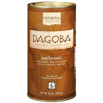Dagoba Organic Chocolate Organic Drinking Chocolate