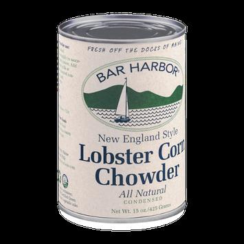 Bar Harbor Lobster Corn Chowder New England Style