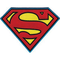 C & D Visionary Incorporated C & D Visionary DC Comics Super Hero Patches Superman Insignia 8