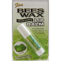 Fira Bees Wax Naturally Smoothing Lip Balm - Mint 9073FA