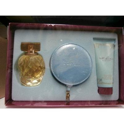 Hilary Duff With Love Hilary Duff by Hilary Duff for Women. Set-Eau De Parfum Spray 3.3-Ounce & Lotion 3.3-Ounce & Jewelry Box