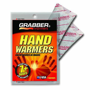 Grabber Warmers Hand Warmers