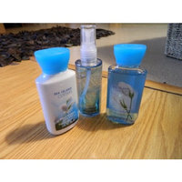 Bath & Body Works Sea Island Cotton 3 piece travel set - shower gel, lotion & fragrance mist