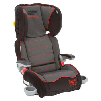 The First Years B540 Booster Car Seat - Elegance - Black/Red