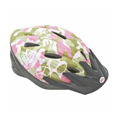 Bell Sports Bell Helmet Child Racer Girl Pink Camo