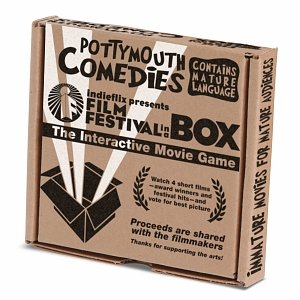 IndieFlix Film Festival in a Box: Potty Mouth Comedies