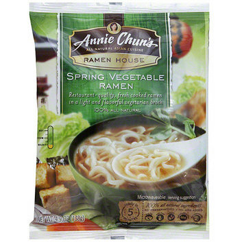 Annie Chun's Spring Vegetable Ramen Noodles