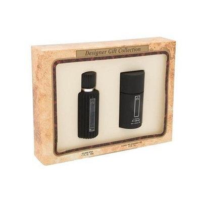 Aficionado By Fine Fragrances For Men. Set-cologne Spray 1.7 Ounces & Alcohol Free Deodorant Stick 2.5 Ounces