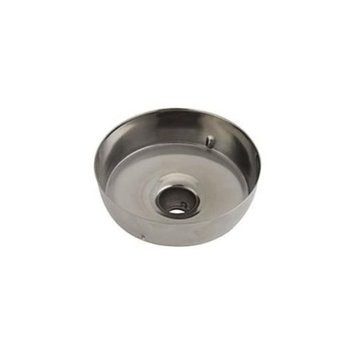 Focus Foodservice 17448 Stainless steel funnel cup for all juicers