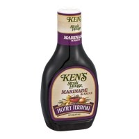 Ken's Steak House Marinade & Sauce Honey Teriyaki
