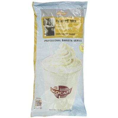 MOCAFE Frappe White Chocolate, Ice Blended Frappe, 3-Pound Bag