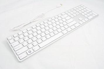 I Rocks IGRMKW8456 - I-Rocks KR-6402-WH Keyboard
