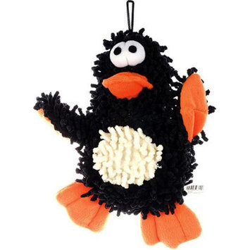 Krislin Mop Duck Plush Dog Toy