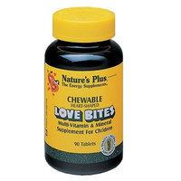 Love-Bites Children's Chewable Nature's Plus 90 Chewable
