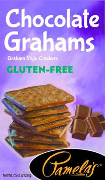 Pamela's Products GRAHAMS, CHOCOLATE, GF, (Pack of 6)