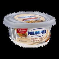 Philadelphia Cream Cheese Brown Sugar & Cinnamon