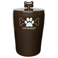 LazyBonezz Dog Sleek Treat Jar