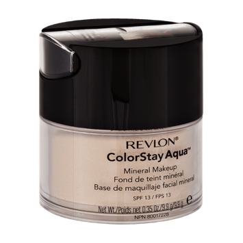 Revlon Colorstay Aqua Fair Mineral Powder Makeup