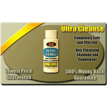 Detox Ultra Klean Ultra Cleanse Hair Cleansing Shampoo & Conditioner