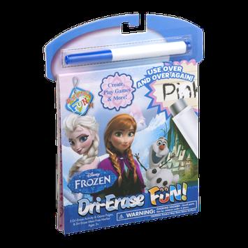 Disney Frozen Dri-Erase Fun!