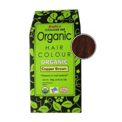Radico Colour Me Organic Hair Color - Copper Brown