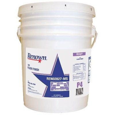 Renown 107462 Renown Uhs Floor Finish 5Gl-Pl