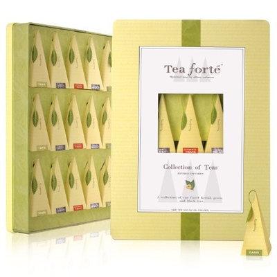 Tea Forte Large Tin Sampler Collection