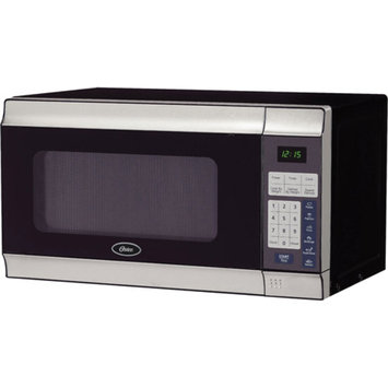 OSTER AM780SS .7 Cubic-Ft 700-Watt Countertop Microwave