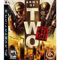 Electronic Arts Army of Two: The 40th Day (PlayStation 3)