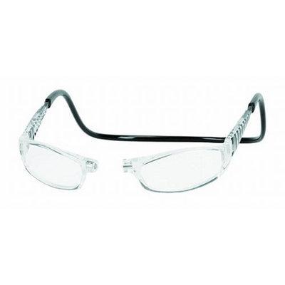 Impulse 1.25 Euro Clear Reading Glasses Clics Clic