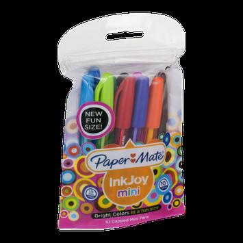 Paper Mate Ink Joy Mini Capped Mini Pens 1.0mm - 10 CT