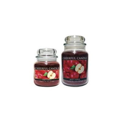A Cheerful Candle CS08 JUICY APPLE 16OZ - Pack of 2