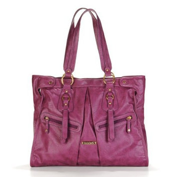 Timi And Leslie timi & leslie Dawn Convertible Diaper Bag, Raspberry (Discontinued by Manufacturer)