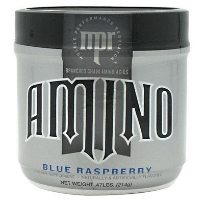 MPR, Amino Blue Raspberry 214 g (.47 lb)