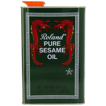 Roland Pure Sesame oil, 56 ounce, pack of 12