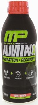 MusclePharm Amino 1 RTD Fruit Punch - 12 - 16.9 FL OZ Bottles
