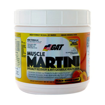 GAT Muscle Martini Amino Acid Drink