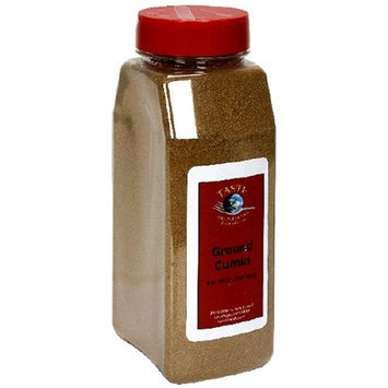 Taste Specialty Foods, Ground Cumin, 16-Ounce Containers (Pack of 2)