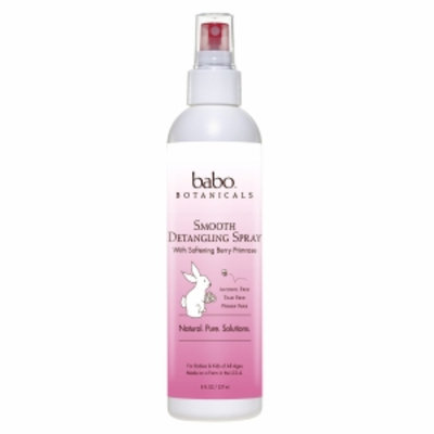 Babo Botanicals Instanly Smooth Detangler